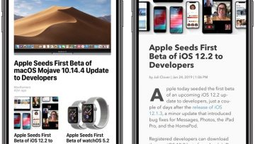 Apple Releases Fifth Developer Beta of iOS 12.2 [Update: Public Beta Available]